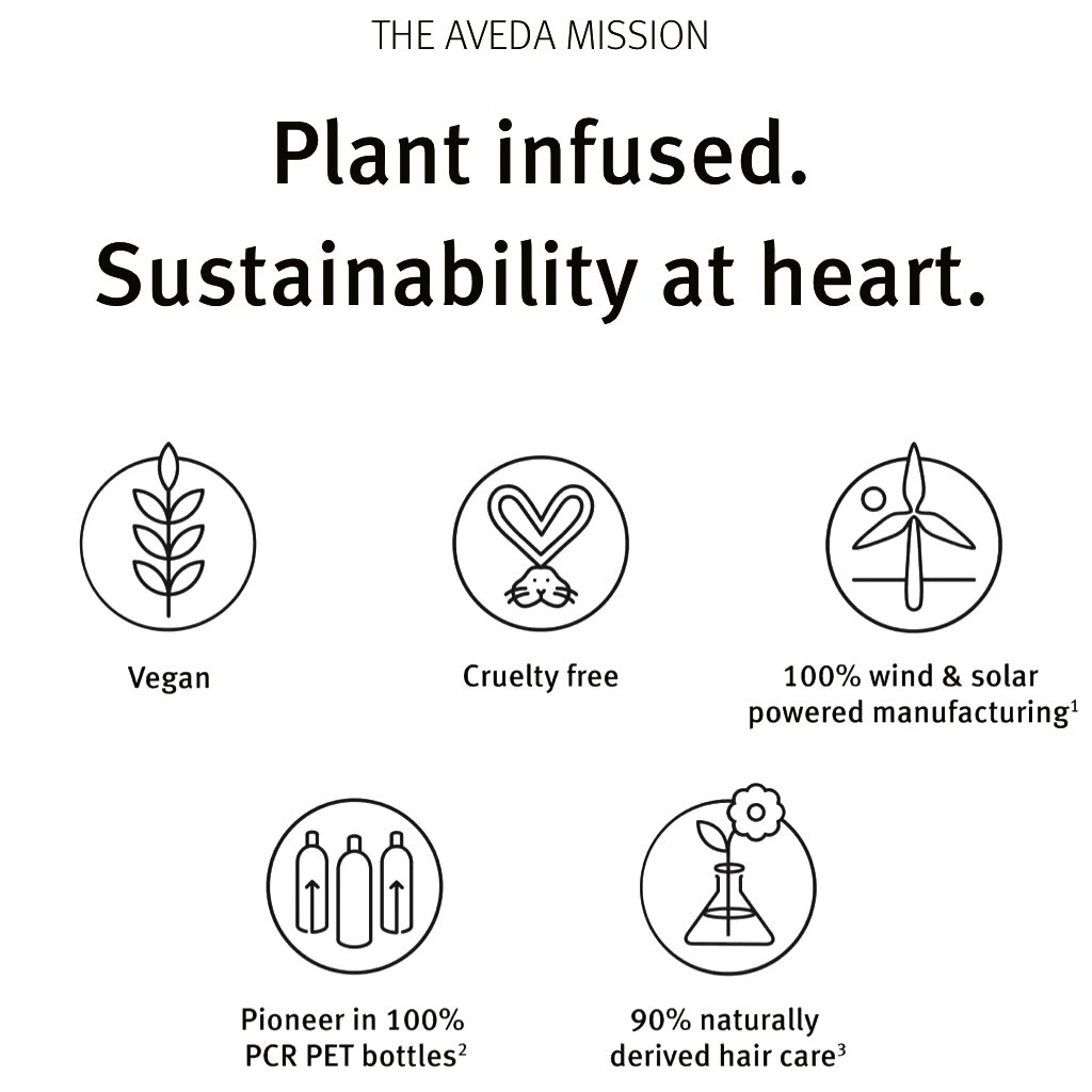 Plant infused. Sustainability at heart.